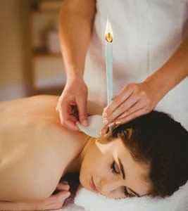 Hopi Ear Candle Therapy