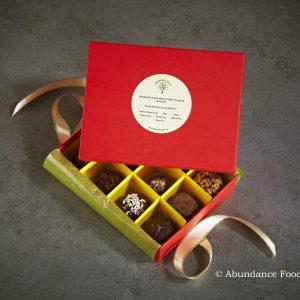Dark Chocolate Truffles from Abundance Foods, Leeds